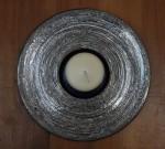 Nightsilver Candleholder