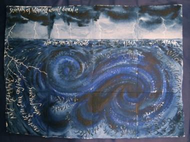 Storm (text by Frances Bingham)