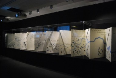 Thames to Dunkirk by Liz Mathews at the British Library
