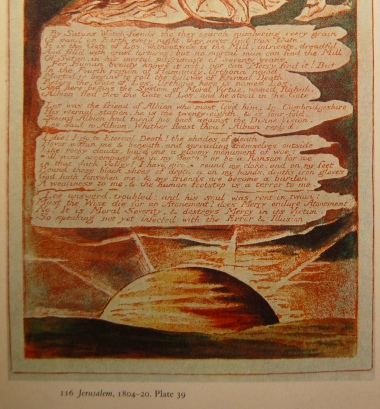 Page 160 from Kathleen Raine's William Blake (Thames & Hudson)